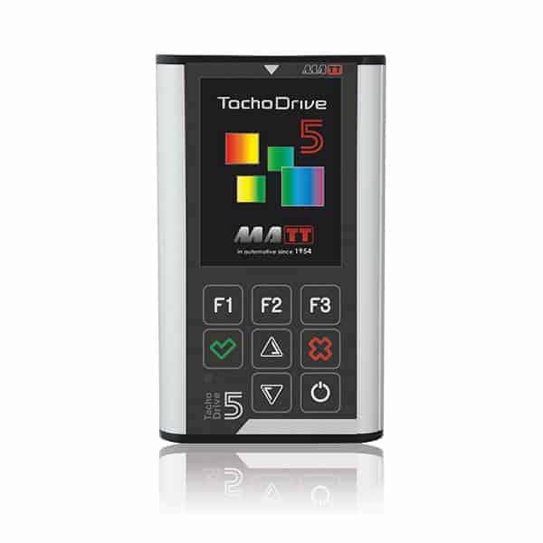 TahoCenter TachoDrive 5